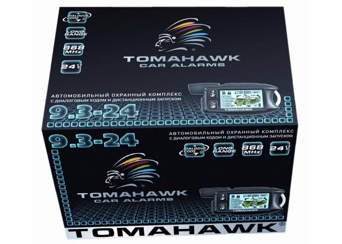 Автосигнализация TOMAHAWK 9.3 24v
