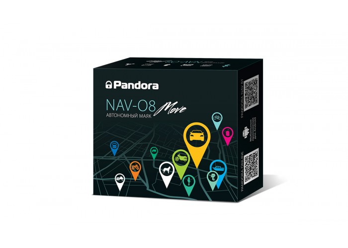 Поисковый навигационный маяк Pandora NAV-08 Move