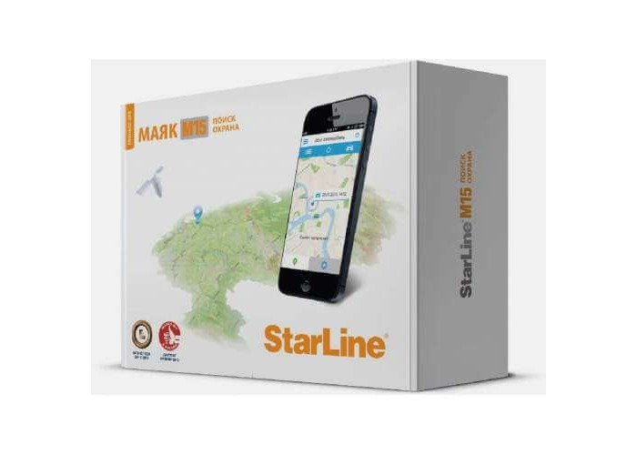 Маяк StarLine М15 Глонасс