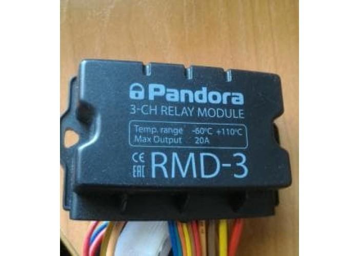 Комплект релейный модуль Pandora RMD-3