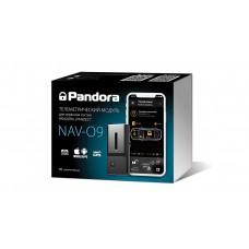 Телеметрический GSM GPS Glonass модуль Pandora NAV-09