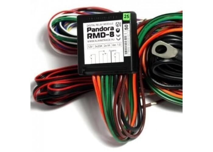 RMD-8 DXL релейный модуль автозапуска