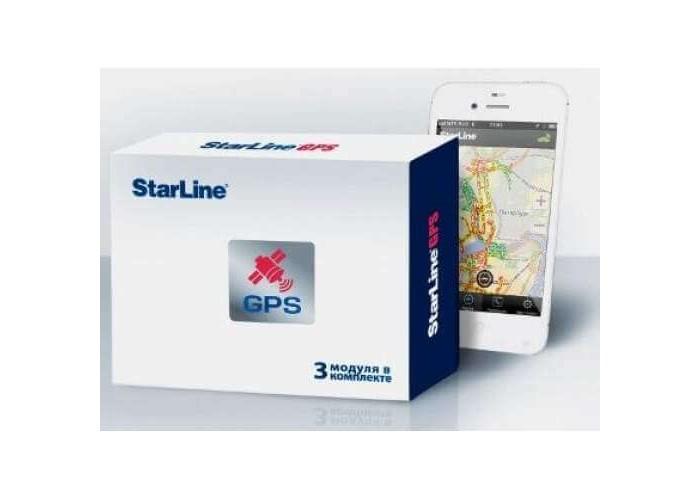 Мастер - комплект StarLine GPS Мастер