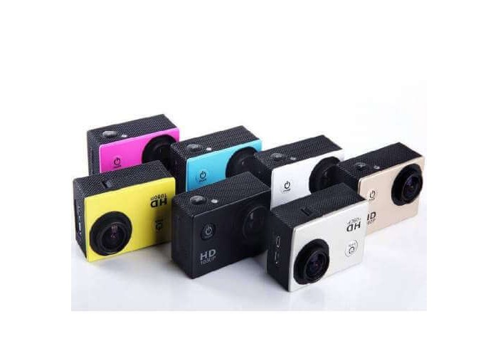 ACTION CAMERA SportsCam HD Wi - Fi