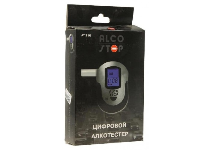 Алкотестер Alco Stop AT-210