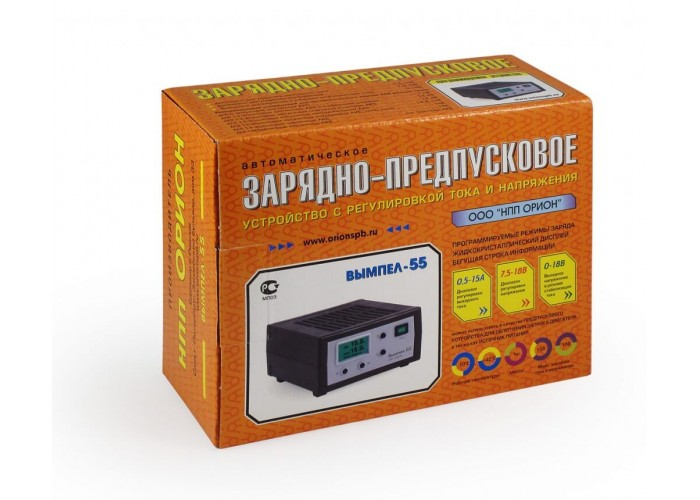 Зарядное устройство ОРИОН Вымпел-55