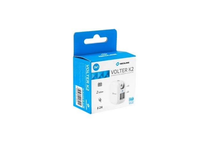 Зарядное устройство Neoline volter combo k2