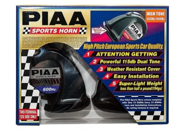 Звуковой сигнал PIAA EURO SPORTS HORN HO-8E (500/600Hz)