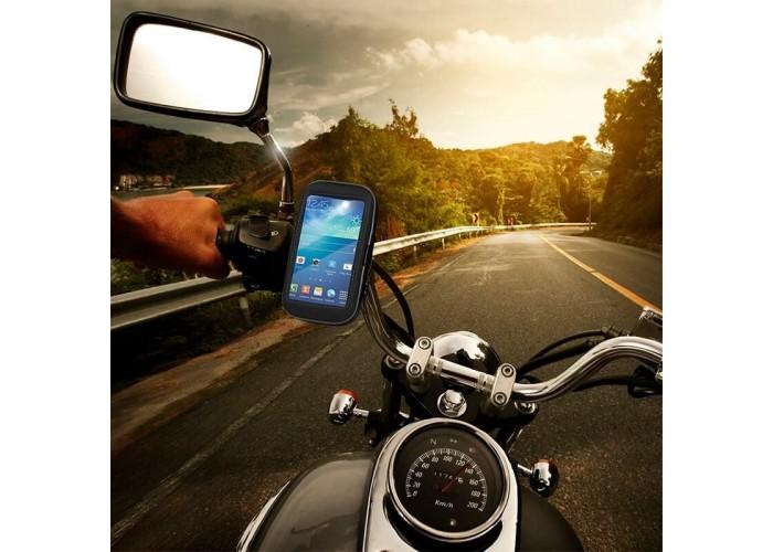 Держатель для телефона на велосипед PROMATE Ride Safe