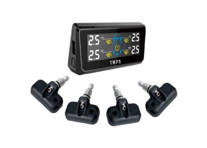 Система контроля давления воздуха в шинах TPMS 01