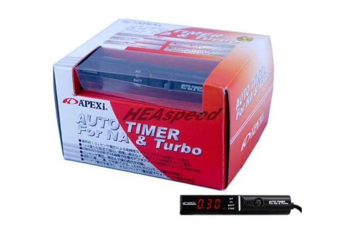 Turbo Timer APexi 405 - A021