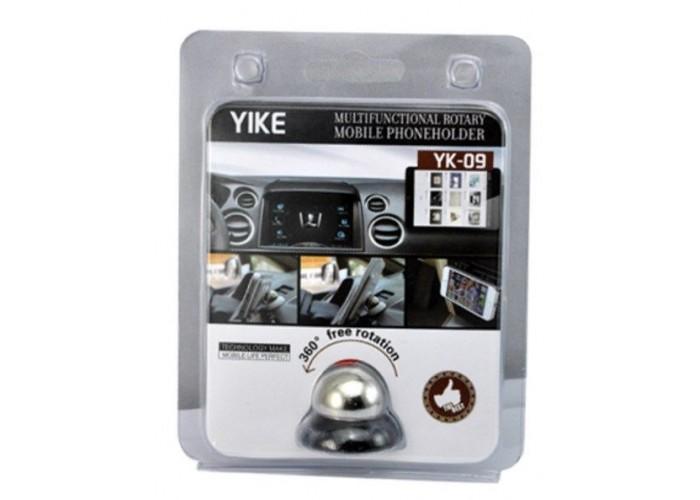 Магнитный держатель для телефона YIKE YK-09