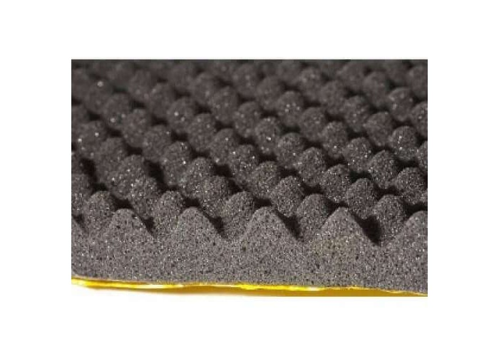 Шумопоглощающий материал Шумоff Герметон А30 (75*100 см)