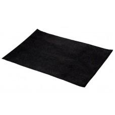 Уплотнительно-декоративный материал Карпет Российский Черный+клеевой слой 3мм 1.4мм