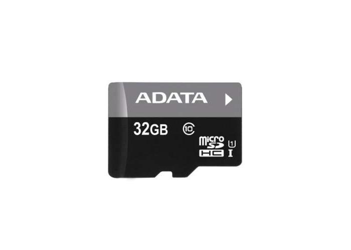 AData Premier micro SDHC Class10 32Gb