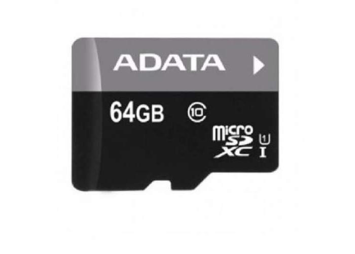 AData Premier Micro SDXC Class10 64Gb