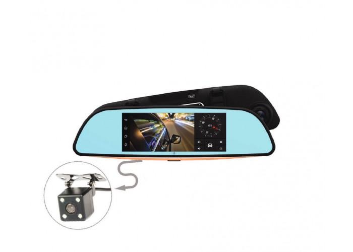 Зеркало-видеорегистратор Axper Universal