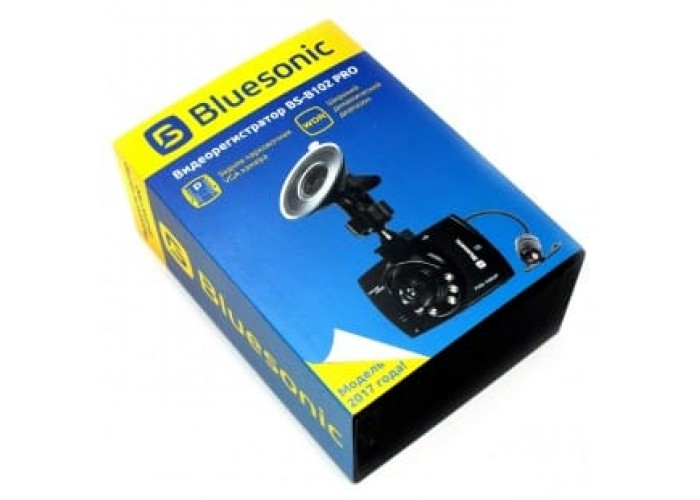 Видеорегистратор Bluesonic BS-B102PRO