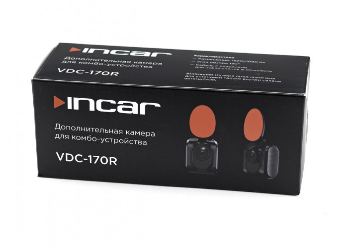 Радар-видеорегистратор сигнатурного типа Incar SDR-170 Brooklyn