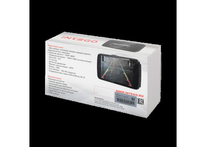 Видеорегистратор Intego VX-395 Dual