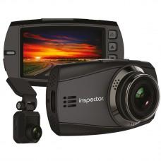 Видеорегистратр Inspector Cyclone 2 камеры FHD