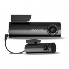 Видеорегистратор Inspector Murena, 2 камеры, GPS