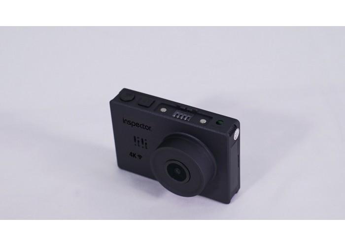 Видеорегистратор Inspector Viva, 2 камеры, GPS