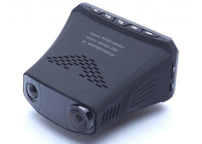 Радар/Регистратор Intego HUNTER II