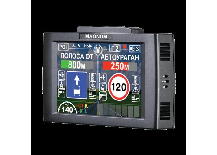 Видеорегистратор/Радар Intego Magnum