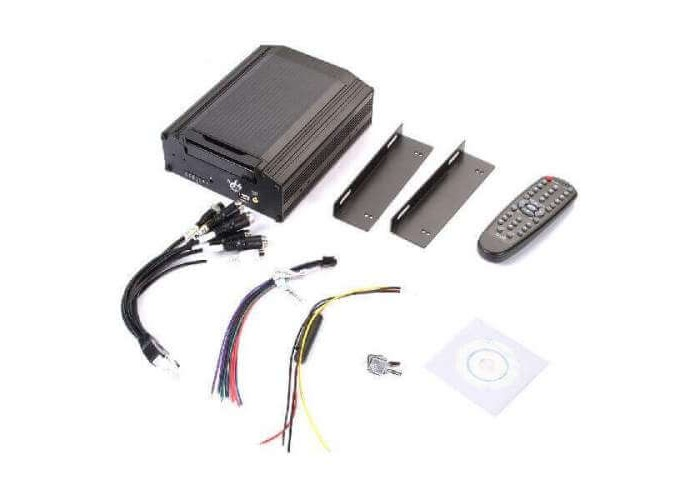 Видеорегистратор Mobile DVR JAA-6204H