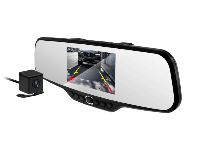 Зеркало-видеорегистратор Neoline G-Tech X27 Dual