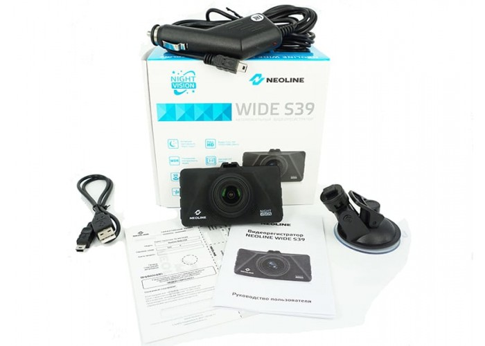 Видеорегистратор Neoline Wide S39