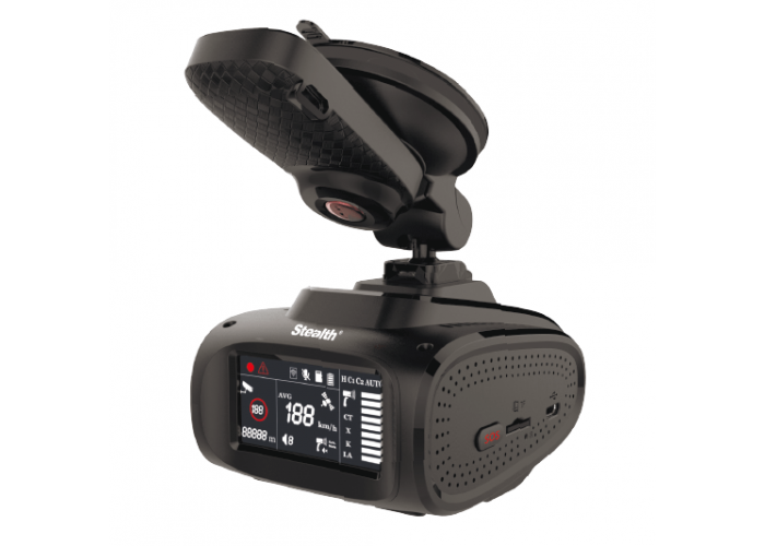Stealth MFU 650  Видеорегистратор радар-детектор с GPS