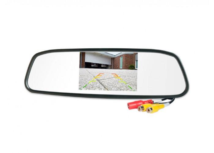 Зеркало заднего вида Swat VDR-2U
