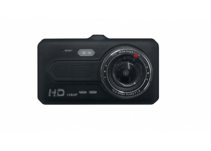 "Видеорегистратор 4"" FHD Car DVR 2.5D 2CH"