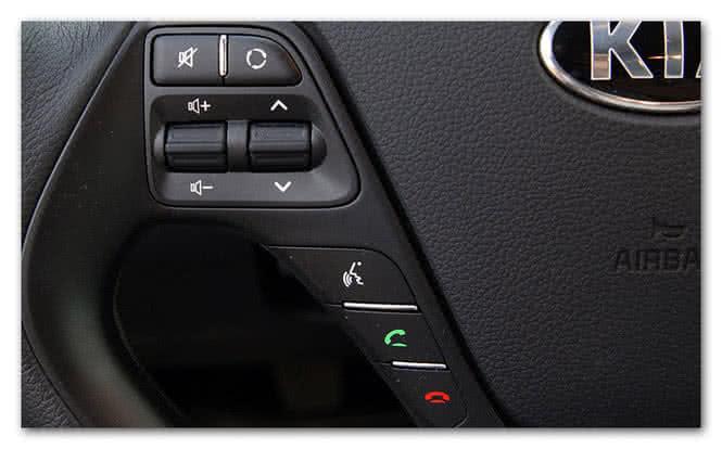 Подсветка кнопок магнитолы совпадает штатной подсветке приборов автомобиля