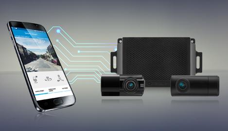 Двухканальный видеорегистратор Neoline G-Tech X53